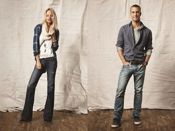 American Eagle Denim Recycle