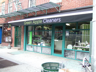 Green Apple Cleaners