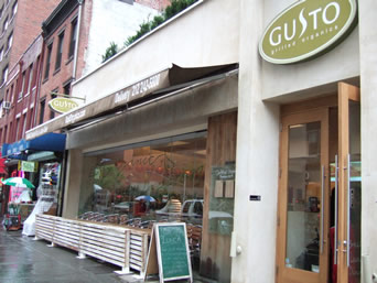 Gusto Grilled Organics