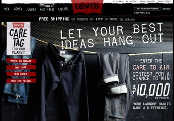 levis care to air