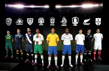 nike worldcup jersey