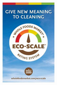 Whole Foods Market Eco Scale